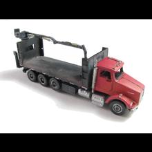 N (KW) Hi-Rail Grapple Truck