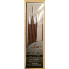 Paint Brush Set 1