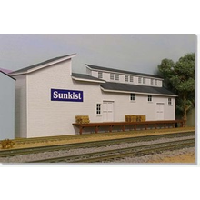 HO Sunkist Packing Shed