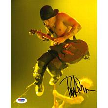 TIm Armstrong 'Rancid' Signed 8x10 Photo Certified Authentic PSA/DNA COA