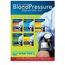 High Blood Pressure Solution Kit (Book + Digital Access)