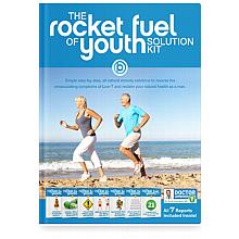 The Rocket Fuel Of Youth Solution Kit (Book + Digital Access)