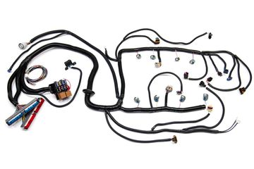 2006 14 gen iv ls2 ls3 w t56 tr6060 standalone wiring harness dbc view view view
