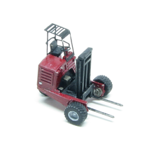 N Truck Mounted Donkey Forklift