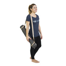 Super Yoga Strap & Mat Carrier, 2-in-1 by YOGABODY™