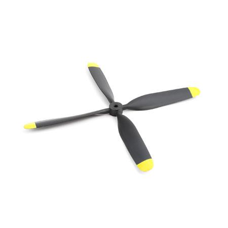 Propeller 4 Blade 10.5 x 8: P-51D 1.2m