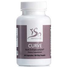IsoSensuals CURVE | Butt Enhancement Pills