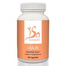 IsoSensuals HAIR | Healthy Hair Supplements
