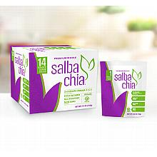 Salba Chia Premium Whole Seed - 14 single serve (15g/0.5oz) boosts per box