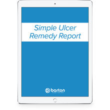 Simple Ulcer Remedy Report (Digital Access)