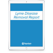 Lyme Disease Removal Report (Digital Access)