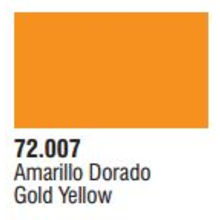 Vallejo Paint Game Color Gold Yellow
