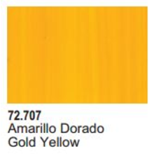 Vallejo Paint Game Air Gold Yellow