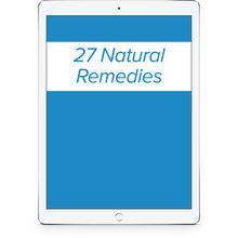 27 Natural Remedies (Digital Access)