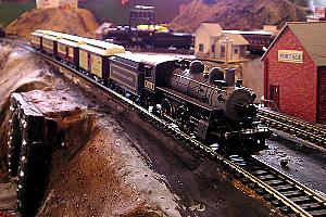 Trains: HO Scale