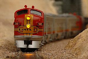 Trains: N Scale