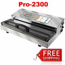 PRO 2300 Vacuum Sealer Stainless Steel