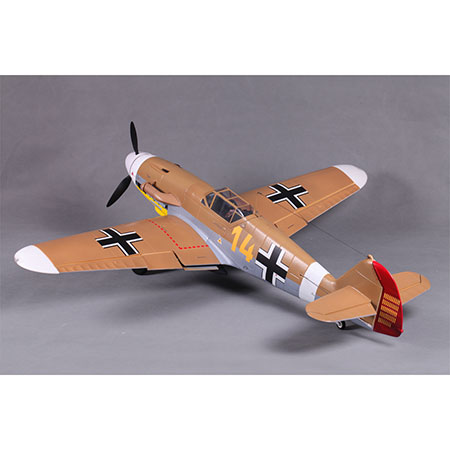 BF109, Brown, PNP, 1400mm