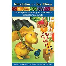 Nutrition For Kids (Spanish Language)