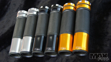 Scooter Grip Pair Type 2 SILVER