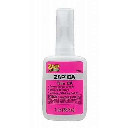 Zap CA Glue, 1 oz