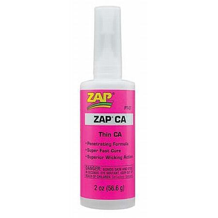 Zap CA Glue, 2 oz
