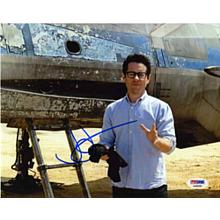 J.J. Abrams Star Wars The Force Awakens Signed 8x10 Photo Certified Authentic PSA/DNA COA