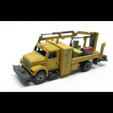 "N ""I"" Type MOW w/Material Handling Crane"