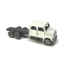 """N """"I"""" Type Crew Cab Builder's Pack (two trucks)"""