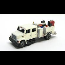 "N ""I"" Type Crew Cab Equipment Service Truck"