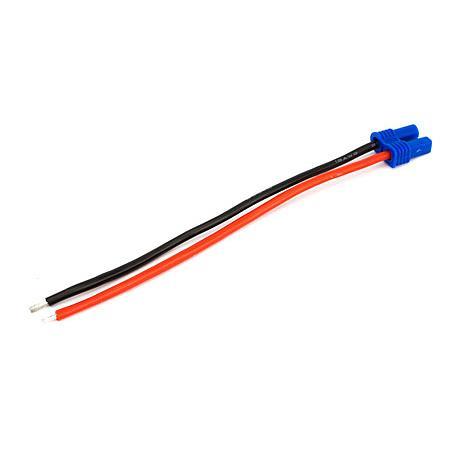 "EC2 Batt Connector with 4"" Wire"