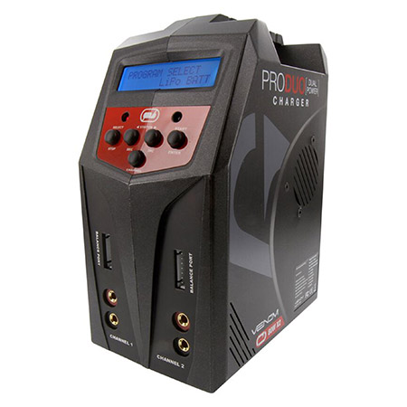 Pro 160W Duo AC/DC LiPO & NiMH Battery Charger