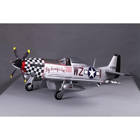 1400mm P-51D (V8) Big Beautiful Doll PNP