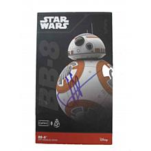 J.J. Abrams Star Wars The Force Awakens Signed Sphero Remote and Voice Control Droid Certified Authentic PSA/DNA COA