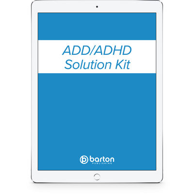 The ADD/ADHD Solution Kit (Digital Access)