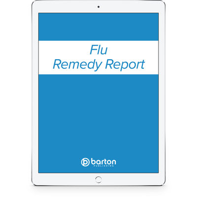 The Flu Remedy Report (Digital Access)