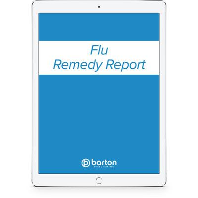 The Flu Remedy Report (Digital Access)