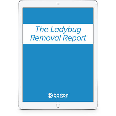 The Ladybug Removal Report (Digital Access)