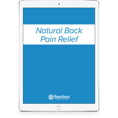 Natural Back Pain Relief Report (Digital Access)