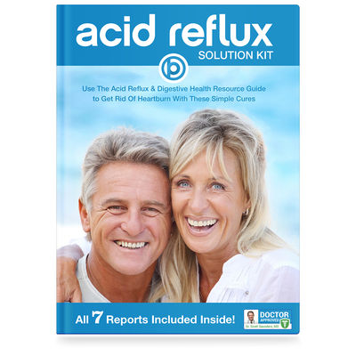 Acid Reflux Solution Kit (Print Edition + Digital Access)