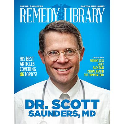 The Dr. Saunders Remedy Library (Print Edition + Digital Access)