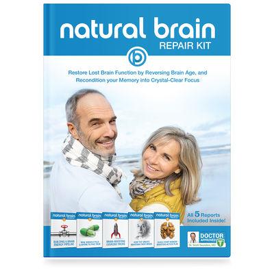 Brain Repair Solution Kit (Book + Digital Access)