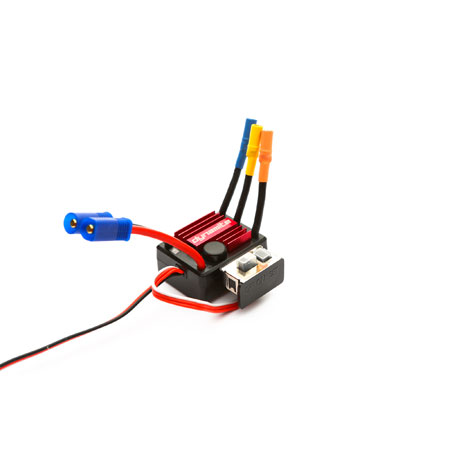 Tazer Mini Brushless WP ESC: 25A