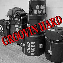 Groovin' Hard - Chad Rager