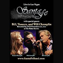 Live with the Champlins - Santa Fe and the Fat City Horns (DVD)