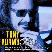 Miles of Blu - Tony Adamo