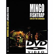 Live at the Granada (DVD) - Mingo Fishtrap