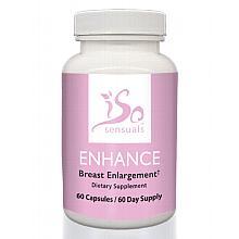 IsoSensuals ENHANCE | Breast Enhancement Pills