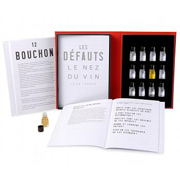 12 Aroma - Wine Faults Kit