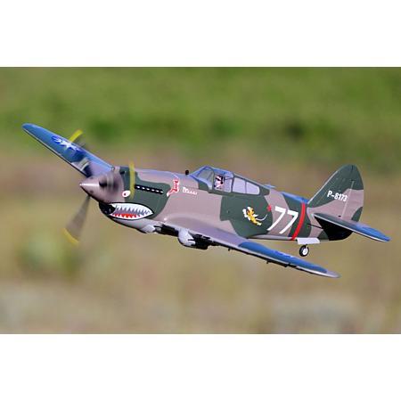 980mm P-40B Flying Tiger PNP